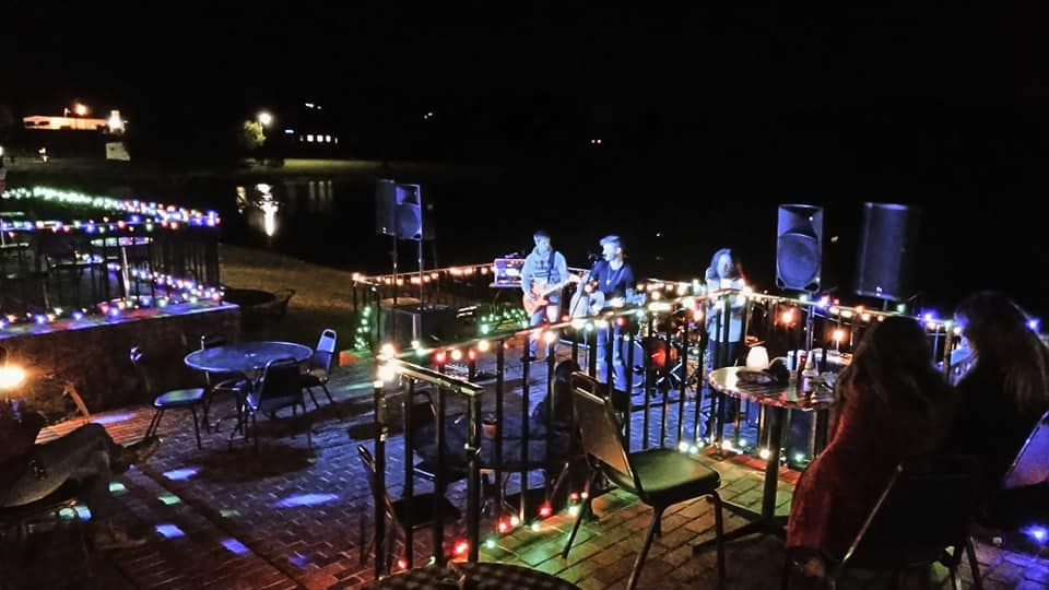 Incredible evening on the lake as our Patio Concert Series continued Saturday, October 17, under the stars.